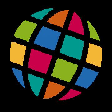 Faded Language Centre Logo
